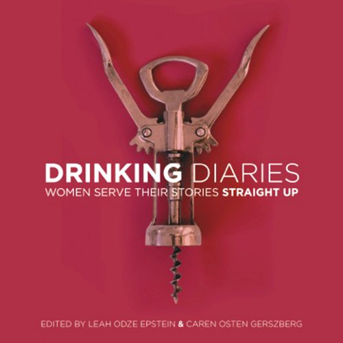 Drinking Diaries audiobook cover art