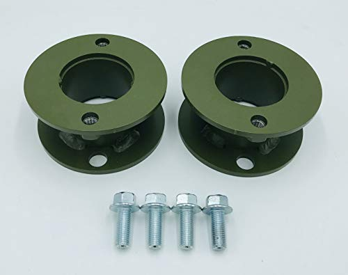2 inch (51mm) Rear Spacers for 1997-2001 Honda CR-V by HRG Engineering