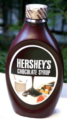 Hershey(ハーシー) チョコレートシロップ0126PUP5F