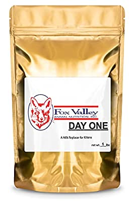 Fox Valley Day-One Kitten Formula. The only Kitten Milk Made from All Human-Grade Ingredients