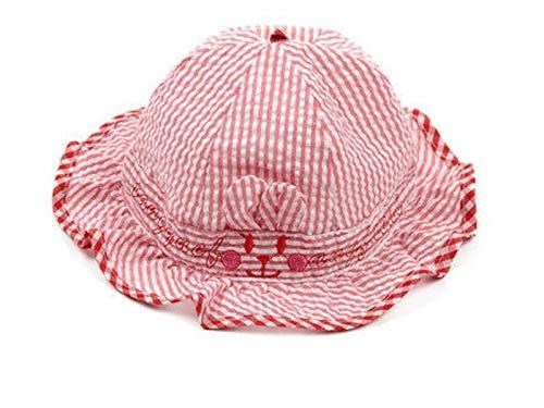 Bébé Cadeau doux Lovely Infant Lapin à rayures protection solaire Chapeau Bonnet Foetale bébé nouveau-né Chapeau pour 3–12 mois