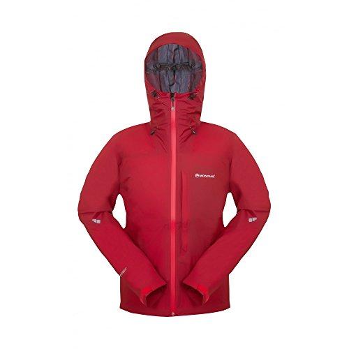 Montane - Minimus, Color Rojo, Talla XL