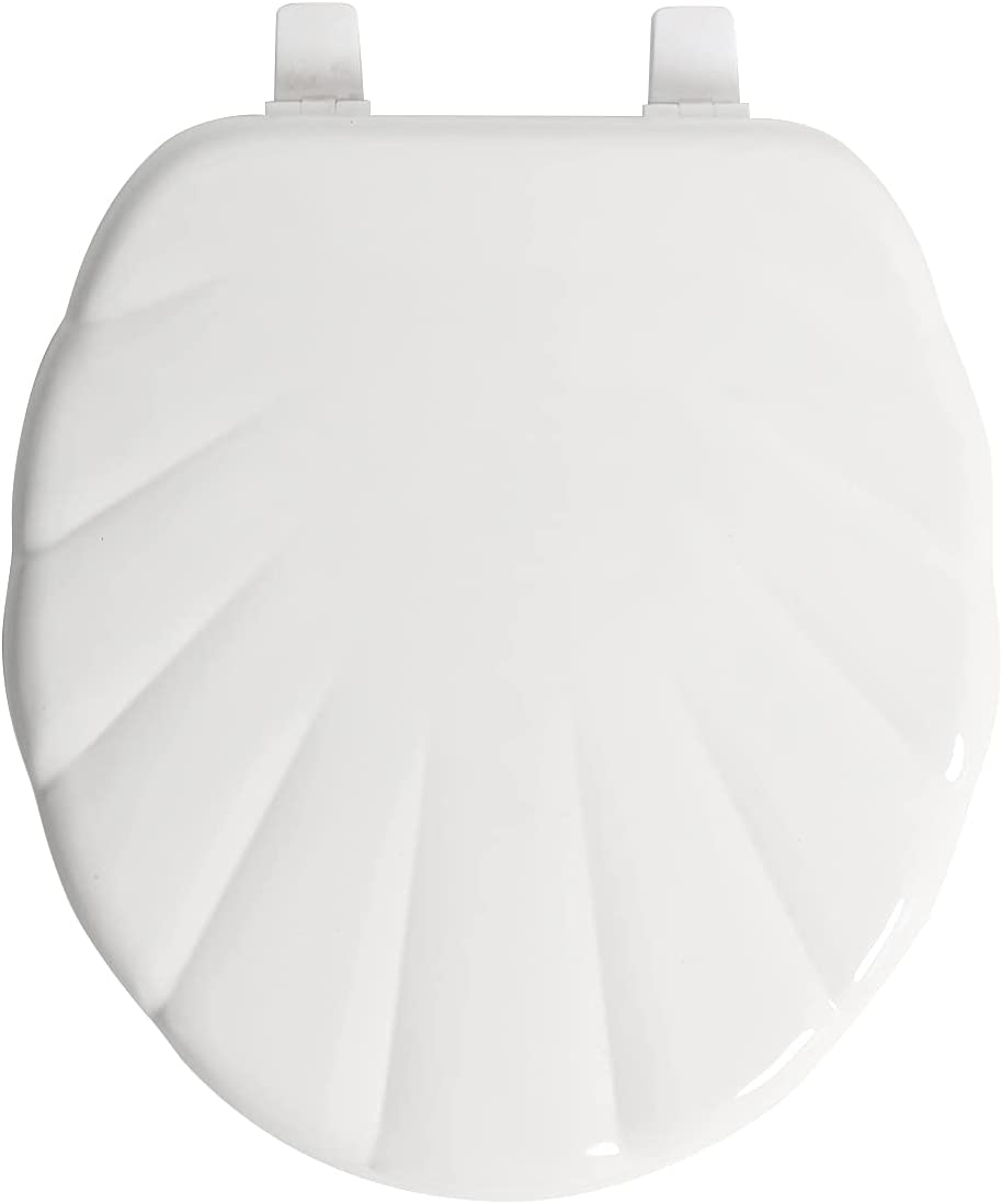 Round Toilet Our shop OFFers the best service Seat with Easy ROUND shop Durable Woo Enameled Install