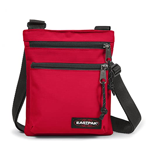 Eastpak Rusher Borsa A Tracolla, 23 Cm, Rosso (Sailor Red)