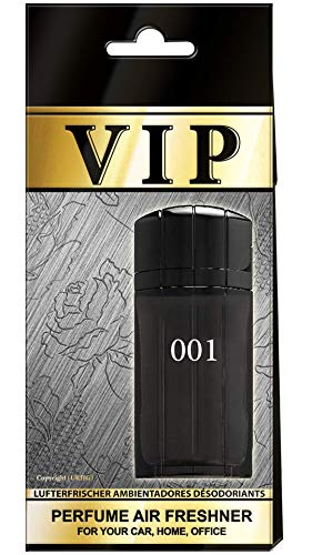 3x Auto Duft VIP-001, Luftreiniger Wohnung, Lufterfrischer Auto, Auto Lufterfrischer, Duftbaum auto, Lufterfrischer Wohnung, Autozubehör Innenraum, Duft Auto, Duftspender Luxus Parfum, Auto zubehör