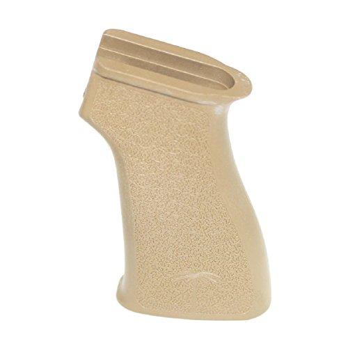 Airsoft Softair Ersatzteile PTS US Palm AK Battle Pistole Griff Grip für GHK/KWA GBB Serie Dark Earth Tan