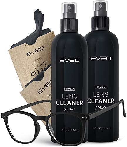 Eyeglass cleaner spray - Glasses cleaner spray with Lens cleaner spray for eyeglasses | Eye glass cleaner, Glasses cleaning kit - eye glasses lens cleaner