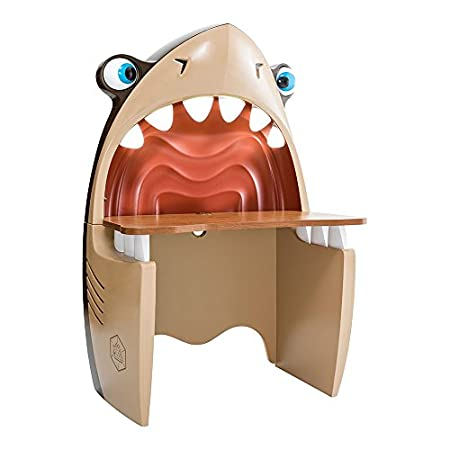 Shark Work Surface Children's Smart Desk - image