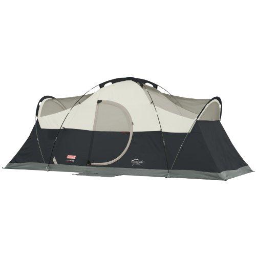Coleman Montana 8-Person Tent, Black