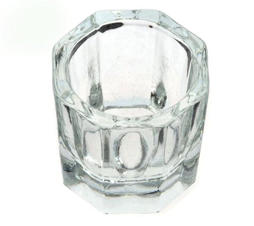 誘惑ガラス消すダッペンディッシュ グラスディッシュ 筆洗い ガラス容器 ジェルネイル用筆洗浄