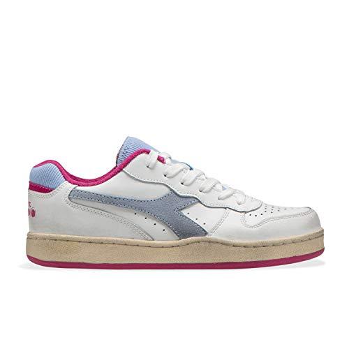 Diadora - Sneakers Mi Basket Low Used Wn per Donna (EU 38)