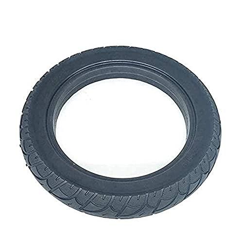 Neumático Scooter eléctrico,neumático sólido a Prueba explosiones 12 1 / 2x2 1/4,sin inflado,Adecuado para neumático Silla Ruedas eléctrica 12 Pulgadas 57-203