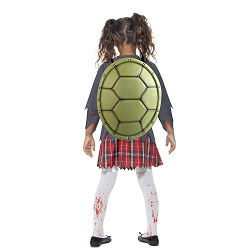 Guscio di Tartaruga, Costume da Guscio di Tartaruga Eva novità Guscio di Tartaruga Zaino Costume Cosplay Kids Party Photo Prop Accessori Verde Taglia Unica per Carnevale Halloween per Bambini Bambini