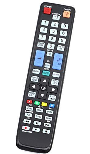 ALLIMITY TM1060 BN59-01039A Fernbedienung Ersetzen für Samsung LCD TV EU32C6700 EU37C6700 EU40C6700 EU46C6700 EU55C6700 LE32C650 LE32C652 LE32C670 LE37C650 LE37C670 LE40C650 LE40C652