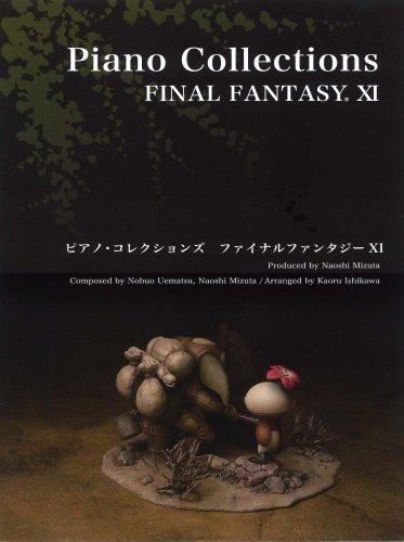 Final Fantasy XI Piano Collection Sheet Music