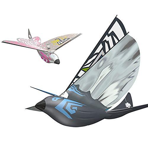AFYH Drohne - Outdoor Vogel - Geste somatosensorische Steuerung - 80 Meter Fernbedienung - Einhandbedienung 360-Grad-Rotationsflug.
