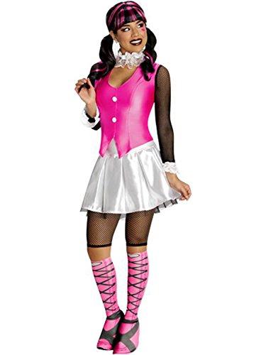 Rubies Costume Co R880701-S Womens Deluxe Draculaura Disfraz Adulto Talla M