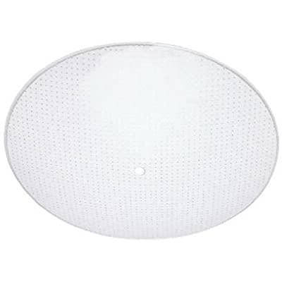 Westinghouse Lighting Corp 13-Inch Round Glass Diffuser