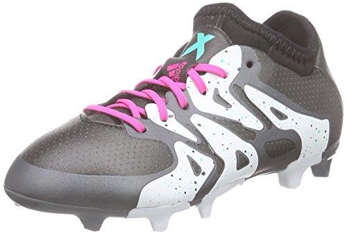 adidas X 15.1 FG/AG J, Botas de fútbol Unisex Niños