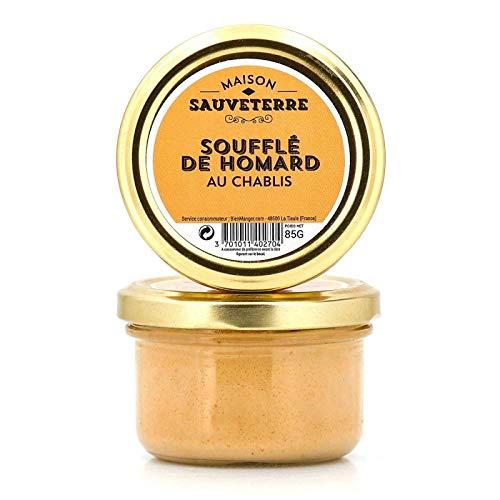 soufflé de langosta, bogavante francés, tarro de 90g