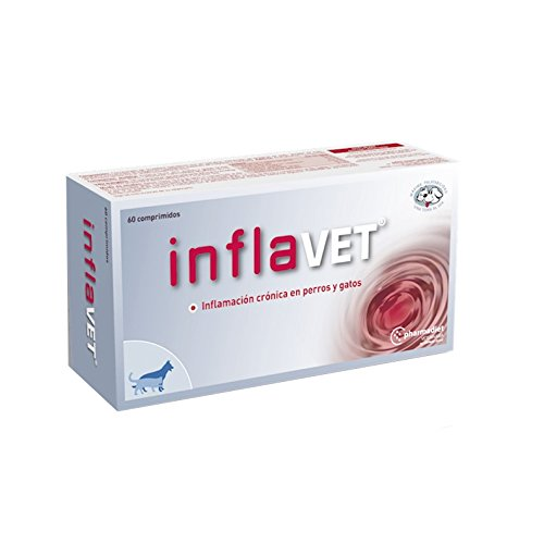 Farmadiet Inflavet Blísters con 60 Comprimidos Antiinflamatorio Natural