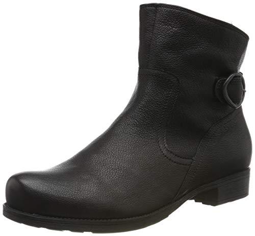 Think! Damen Denk_585015 Biker Boots, Schwarz (Schwarz 00), 39 EU