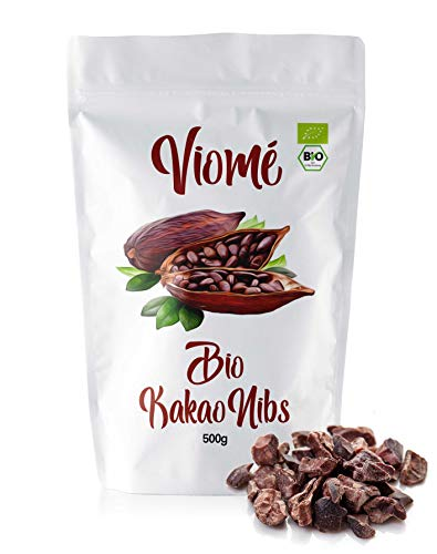 Viome Rohe Bio Kakaonibs 500g