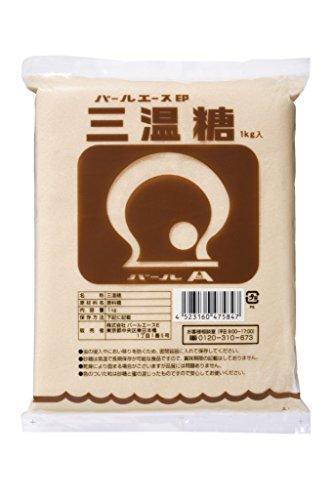 パールエース印 三温糖 1kg