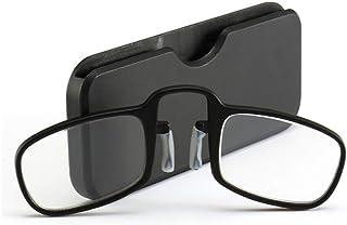 d41b7a0538 Gafas de lectura mixtas sin patillas transparentes hombre y mujer flexibles  para anti-fatiga leer