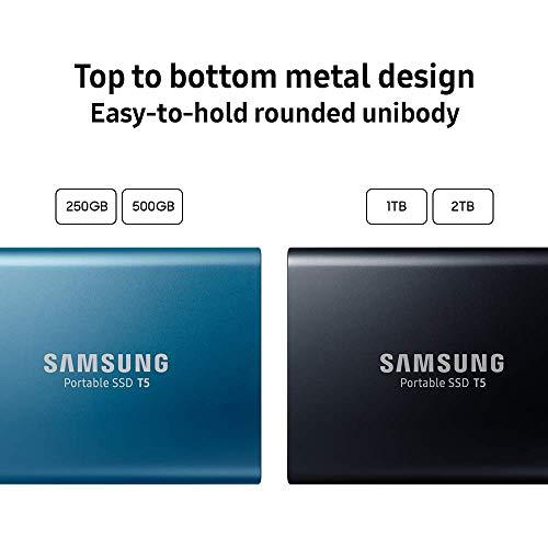 Samsung MU-PA500B T5 Disco Duro