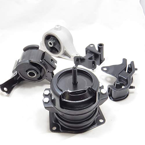 Engine Motor & Transmission Mount Kit Set of 5 For 2003-2006 Acura MDX 3.5L V6