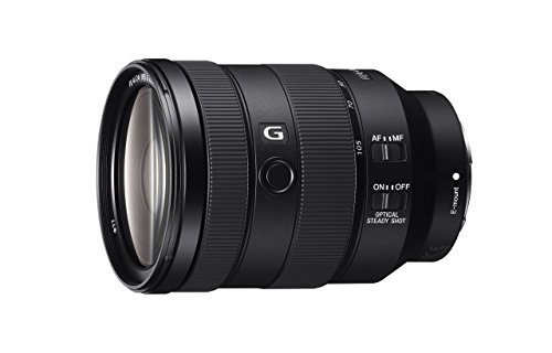 Price comparison product image Sony - FE 24-105mm F4 G OSS Standard Zoom Lens (SEL24105G / 2) (Renewed)