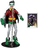 McFarlane - DC Multiverse Build-a 7 Action Figure - Wave 2 - Robin Crow
