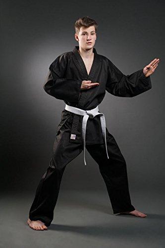 Orkansports Karate SV Hapkido Anzug schwarz