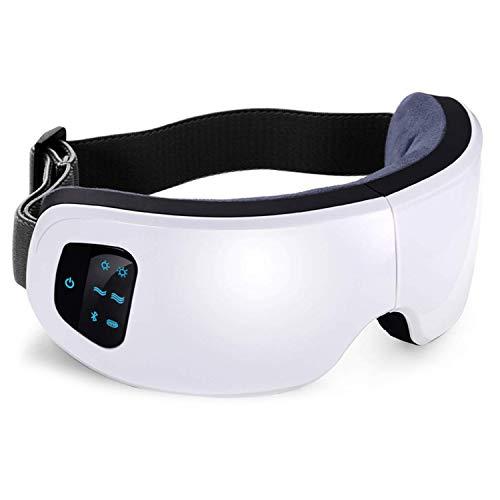 Masajeador de ojos eléctrico, FLYHANA Máscara de masaje de ojos...