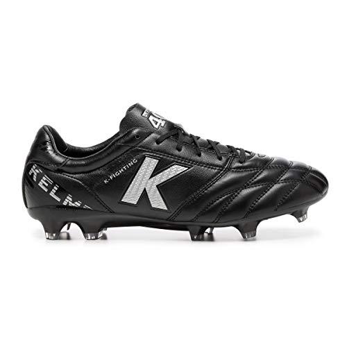 Kelme - Zapatillas Bota Futbol Piel K-90