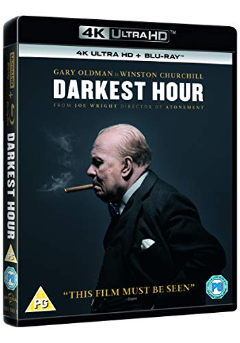 Darkest Hour [Blu-ray] [2018]