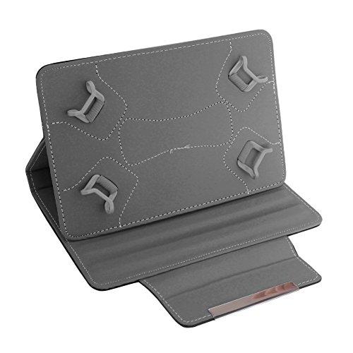 na-commerce Tablet Tasche Hülle Schutzhülle für 9 Zoll Case Schutz Cover Universal Bag Klapp, Farben:Schwarz