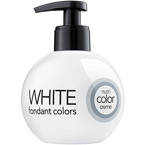 NUTRI COLOR CREME 250ML WHITE