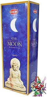 yoaxia ® Marke - 120 Räucherstäbchen  THE MOON  Duft aus