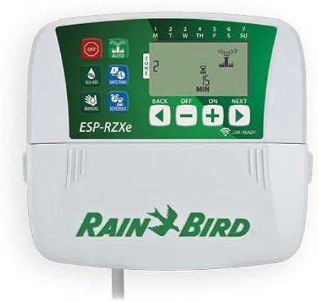 Programador eléctrico ESP RZX4 Interior Rain Bird (Programador de 4 zonas )