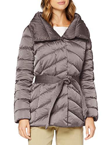 Geox Damen W CHLOO Down Coat, CLOUDY GREY, 38 (Herstellergröße: 44)
