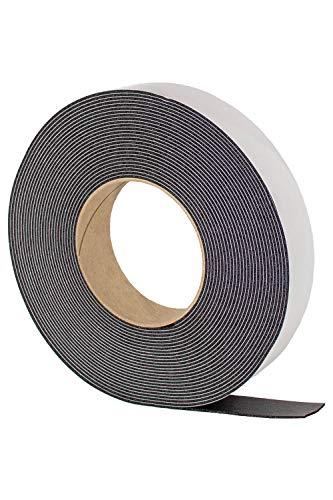 戸当り 隙間 戸 防音 緩衝材 粘着 テープ 付 ゴム スポンジ 厚み 1.5 mm 幅 30 mm 長さ 10 M EPDM エチレンプロピレン タフシート 25 岡安ゴム