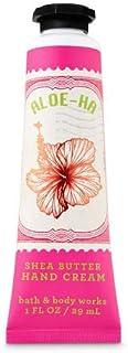 【Bath&Body Works/バス&ボディワークス】 シアバター ハンドクリーム アロエ‐ハ Shea Butter Hand Cream Aloe-Ha 1 fl oz / 29 mL [並行輸入品]