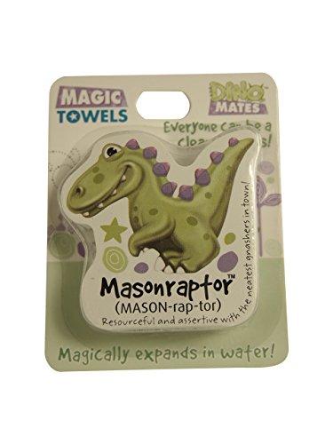 John Hinde DinoMates Magic Towel, Mason