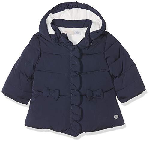 Chicco Chicco Baby-Mädchen 09087304000000-088 Sweatjacke, Blau (BLU Scuro 088), 56 cm
