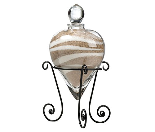Lillian Rose Wedding Ceremony Unity Sand Heart Vase Stand