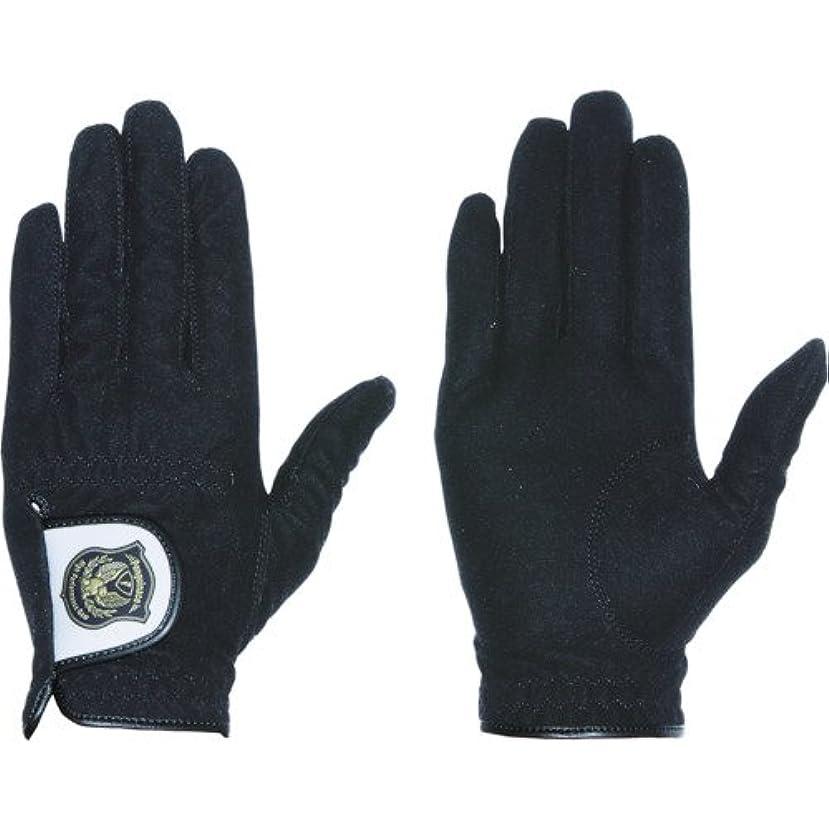 ペンギンエース ポリスジャパン ノンスリップライナー手袋 G203 黒 Lサイズ