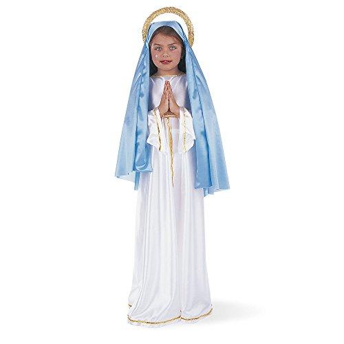 Limit Sport - Disfraz de Virgen María para niños (MI172)