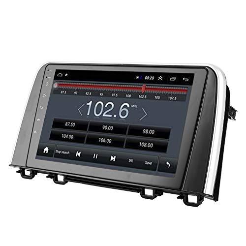 Navegación GPS para coche, camión, navegador GPS WiFi, reproductor Bluetooth con pantalla táctil de 9 pulgadas para Android 10.0 apto para Honda CRV 2017-2020(WiFi, 1 + 16G)